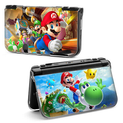 MARIO RIDING Hard Case Cover Protective Hard Shell for Nintendo New 3DS...