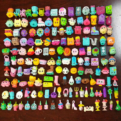 Shopkins 100Pcs Lot Season 1 2 3 4 5 6 Shopkins Toy Model Best Gift For Children