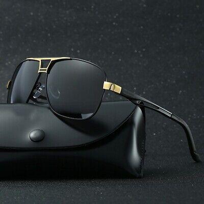 Style Men's Polarized Pilot Sunglasses Outdoor Driving Sun Glasses Sport (Original Eyewear)