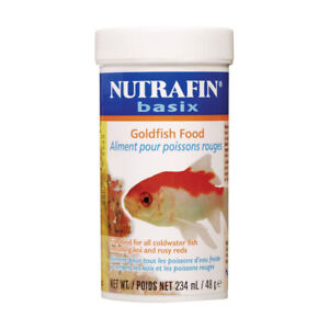 New Nutrafin Basix Goldfish Flakes ($2 each or 3 for $5)