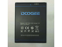DG580 phone battery - NEW