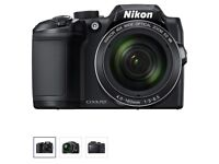 Nikon Coolpix B500 16mp Digital Camera Black RRP £250