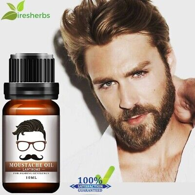 #1 BEST MEN BEARD MUSTACHE GROWTH OIL EYEBROW HAIR GROWTH TREATMENTS LIQUID (Best Eyebrow Hair Growth)