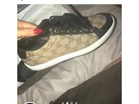Gucci sneakers size36.5