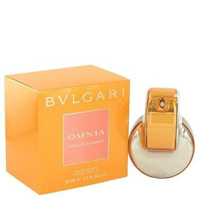 OMNIA INDIAN GARNET BVLGARI Perfume 2.2 oz Spray edt New in Box