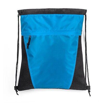 U-TURN AIR MESH SPORT PACK - Draw String Backpack - - Air Mesh Drawstring Pack