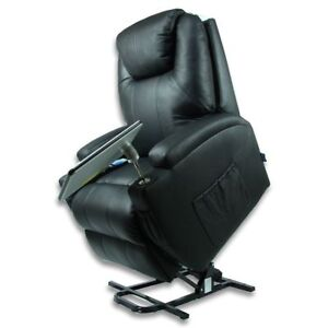 lift chair  leather 3 position  control and call T 647-781-8987