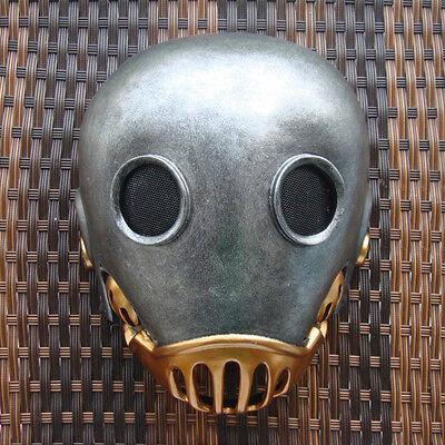 Hellboy Kroenen Nazi Maske Mask Kostüm Cosplay Costume Halloween Party Toy (Hellboy Halloween Kostüme)
