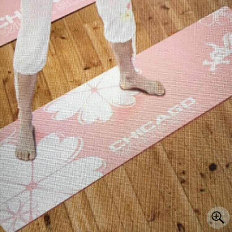 Chicago White Sox Yoga Mat 24 inches x 68 inches