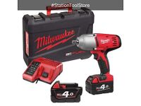 Milwaukee Cordless Impact Gun M18 HD18HIWF-402C