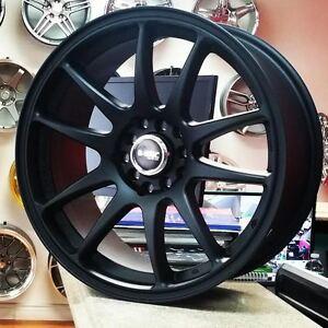 Subaru STi Winter Tires (4Rims+Tire) Yokohama W Drive 9056732828