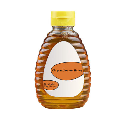 250g (8.82oz) High Quality Chrysanthemum Honey - Sustainable Net Bottle Pack