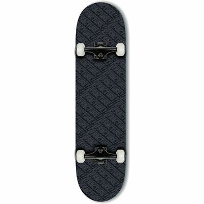 """Fracture Sale Seconds All Comic Factory Complete Skateboard Black 7.25"""""""
