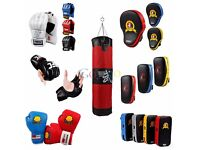 MANUFACTURER & SUPPLIER OF CUSTOMIZE BOXING GLOVES EQUIPMENTS/GEARS