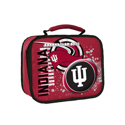 - IU Hoosiers Lunch Box Soft Sided