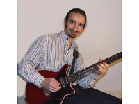 Guitar & Piano Lessons with Nat Yelverton - Learn to Play the Music You Love Today!