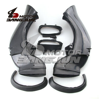 Fit Yamaha YZF1000 R1 04-06 Motorcycle Ram Air Intake Tube Duct Pipe Rubber Band