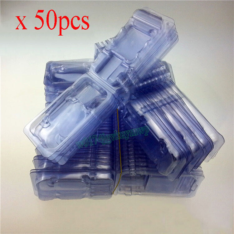 2pcs CPU Clamshell Tray Box Case Holder Protection For AMD 754 939 AM2 AM3 FM1