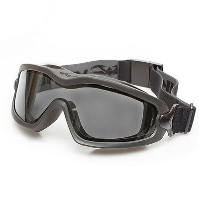 02c6ce564a4d Valken Sierra Tactical Goggles - Dual Pane Grey Lens - Airsoft - Free  Shipping