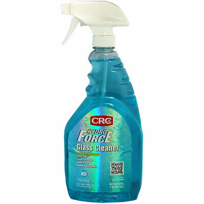 Crc Hydro Force Prof Glass Cleaner 32oz