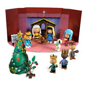 Peanuts Christmas Nativity
