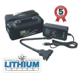 18-27 Hole Golf Lithium Battery
