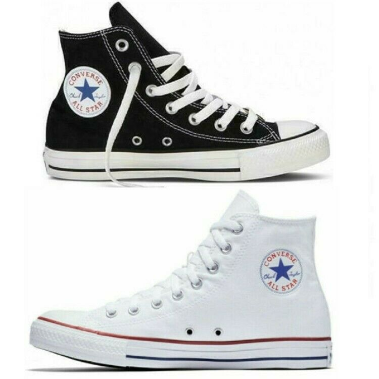 Converse canvas shoes CHUCK TAYLOR all-star high-top unisex sneakers