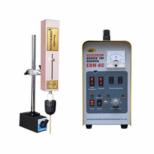 Portable EDM Tap Removal Tool Tap Burner Tap Buster Small Spark Eroder EDM-8C
