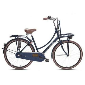 Vogue Transporter Damesfiets 28 inch RN Jeans Blue