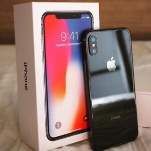iphone X 256 gb and iphone 7 128 gb for sale