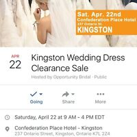 Discount clearance wedding dresses 90% off