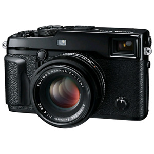 Fuji X-Pro2 with 23mm f2 Lens and thumbgrip