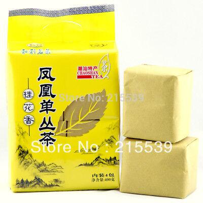 Dan Cong Oolong Tea - Gui Hua Xiang * Chaozhou Phoenix Dancong Tea Cha feng huang dan cong Oolong 400g
