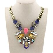 J Crew Bib Necklace