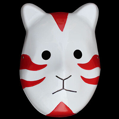 Neu Anime Manga NARUTO Kakashi Anbu Cosplay Mask Maske 002