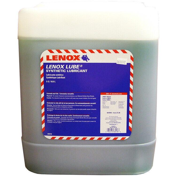 Lenox Lube® Band Saw Lubricant 5-gallon