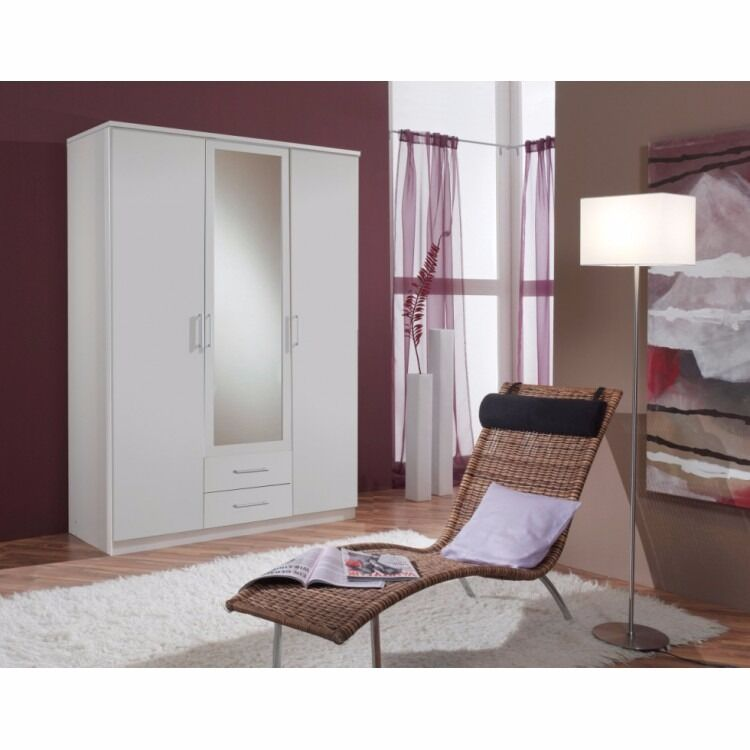SAME DAY FAST DELIVERY!! NEW STOCK AVAILABLE !! BRAND NEW GERMAN 3 DOOR OSAKA WARDROBE