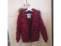 Pyrenex bomber coat