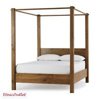 Letto a baldacchino - Camera da letto - Mobili e accessori per La ...
