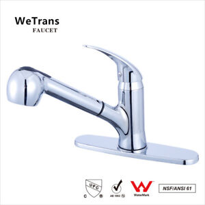 Useful And Durable Long Spout Single Handle  Brass Basin Faucet
