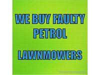 petrol lawnmowrz