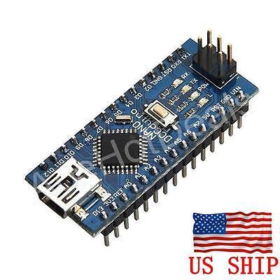 Mini Usb Nano 5v 16m Atmega328p Ch340g Micro-controller Board Arduino Soldered