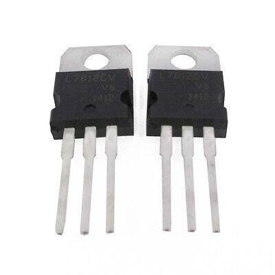 10pcs L7809cv Lm7809 9v 7809 Spannungsregler Voltage Regulator To-220