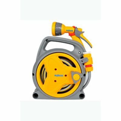 Hozelock Pico Reel + 10m Hose and Spray Gun