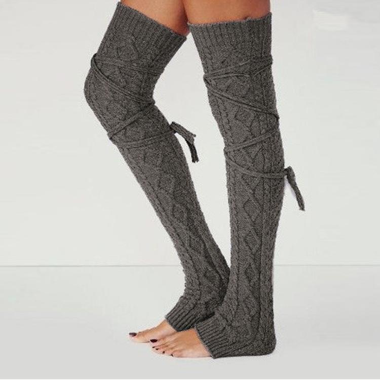 Girls Women Thigh High OVER the KNEE Socks Long Cotton Stockings Warm