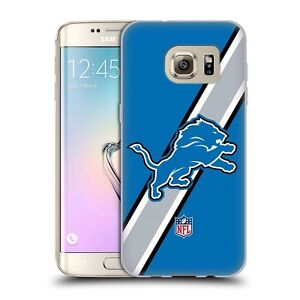 Samsung Galaxy S7 EDGE Silicone Case- Detroit Lions