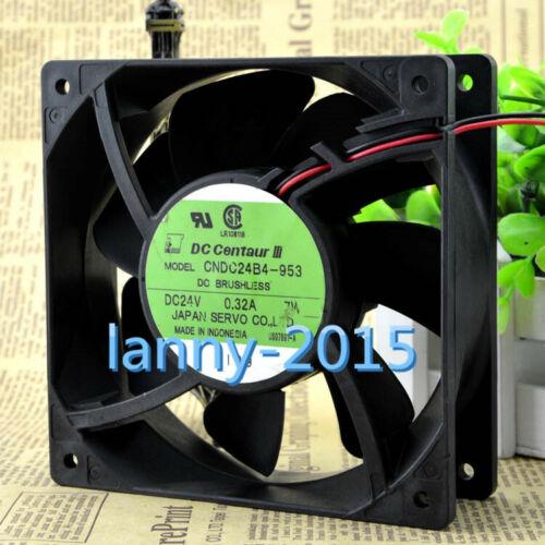 1pc  For   Fan  Cndc24b4-953 24v 0.32a 7w