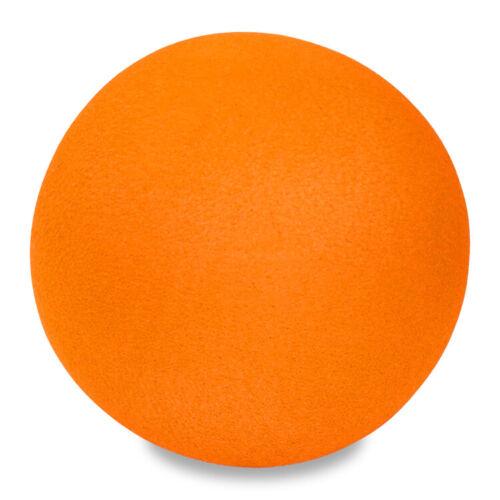 """3pcs Coolballs® Plain Orange Antenna Ball / Foam Craft Ball / 1.75"""" Diameter"""