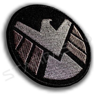 S.H.I.E.L.D. COSTUME PATCH - MODERN STYLE KOSTÜM AUFNÄHER BLACK WIDOW AVENGERS (Avengers Black Widow Kostüm)