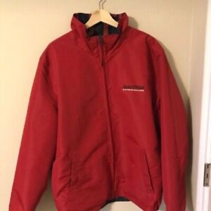 REVERSIBLE NAUTICA JACKET (perfect for spring!)
